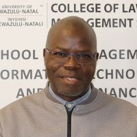 Professor Stephen M Mutula